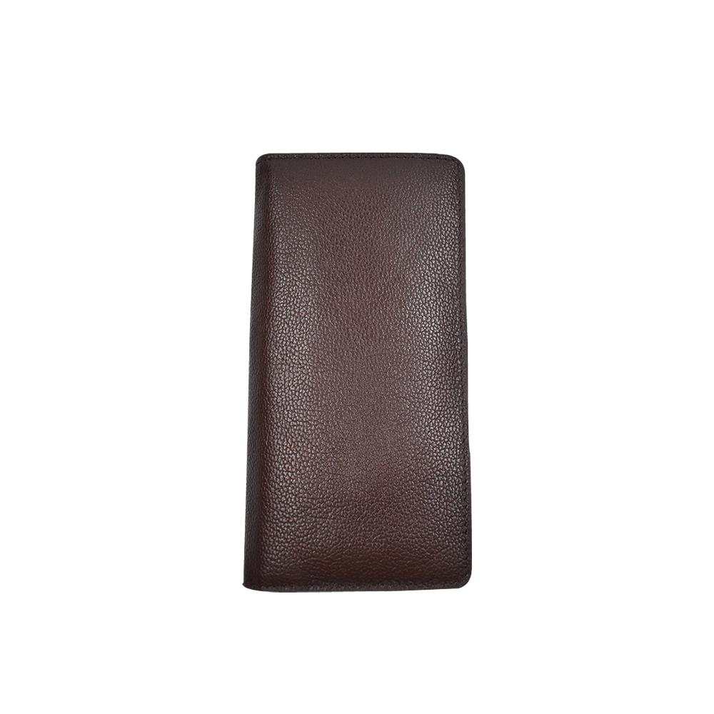 Monarch 282 Long Wallet - Chocolate