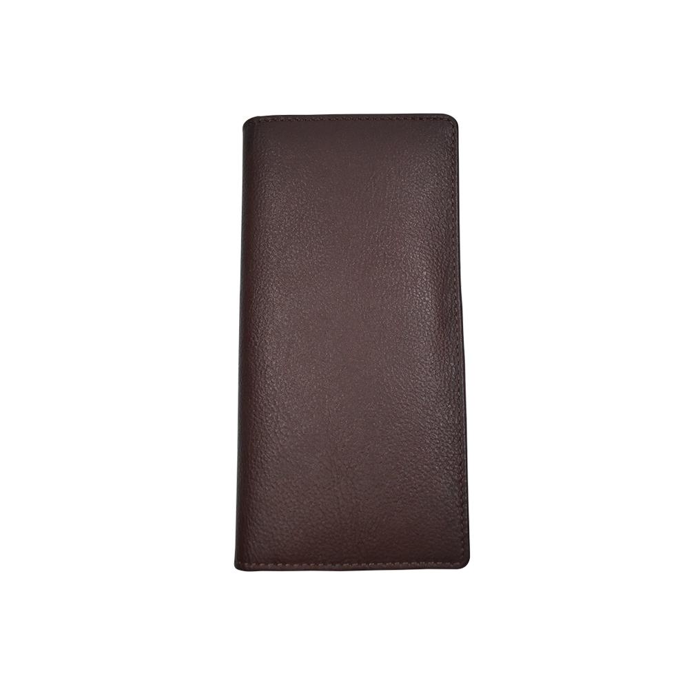 Monarch 205 Long Wallet - Chocolate
