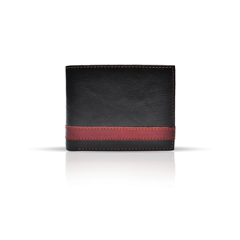 Monarch S-8.1 Wallet - Black