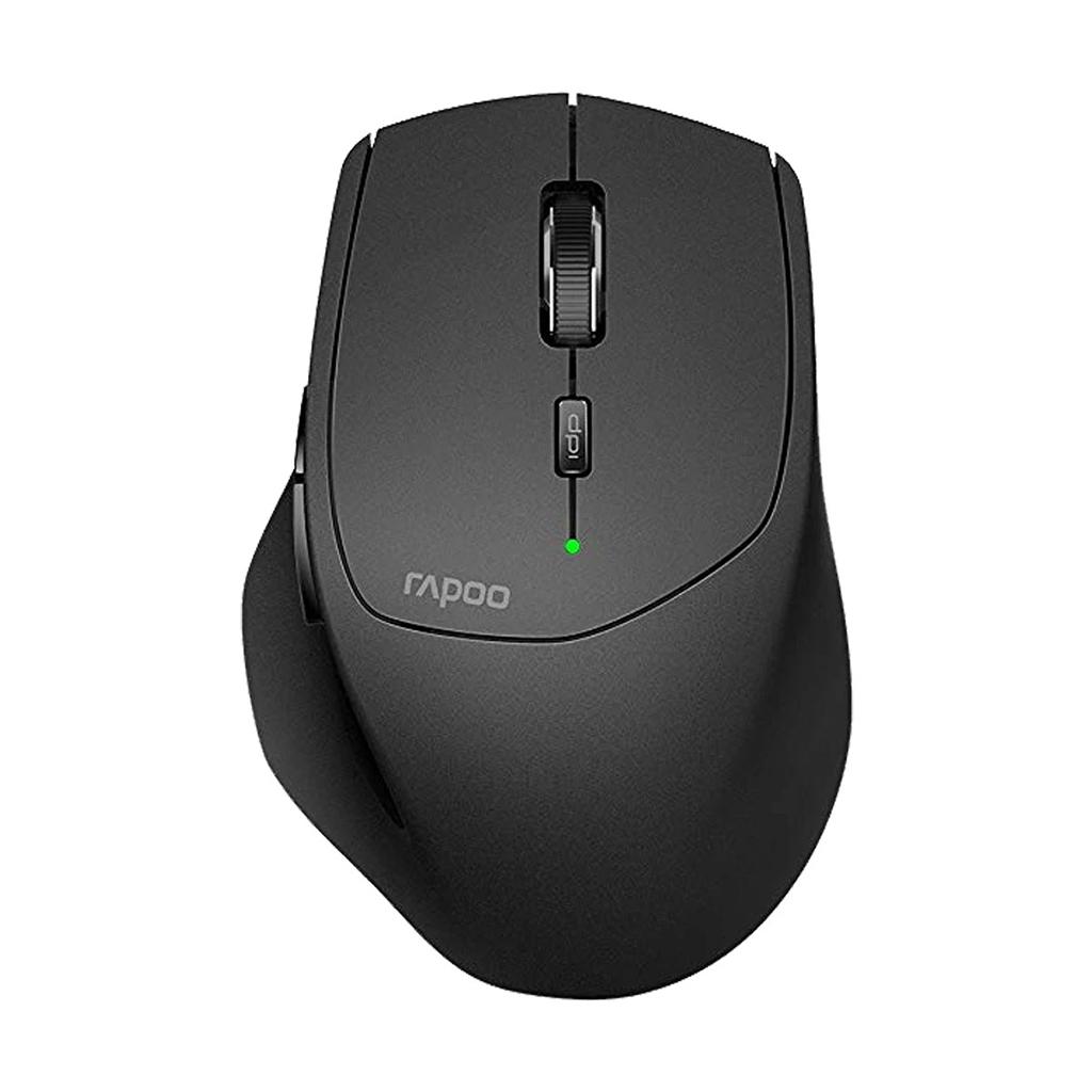 Rapoo Mt550 Multi Mode Bluetooth Mouse