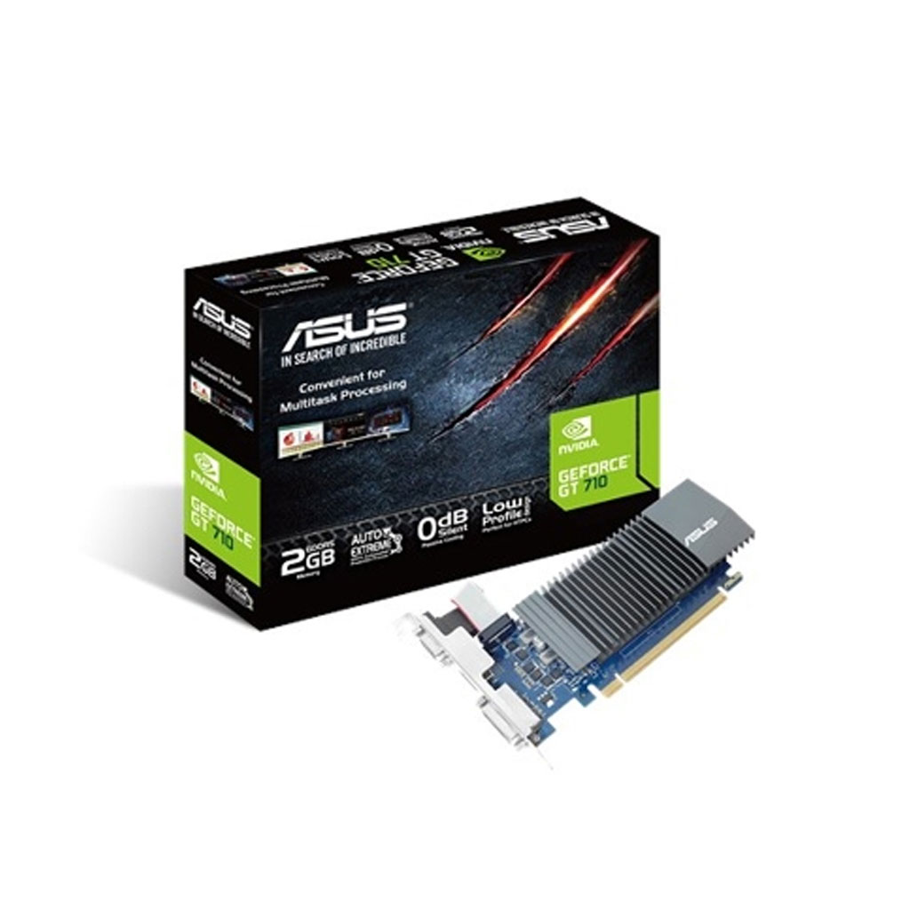 Asus Gt710-sl-2gd5-brk Graphics Card