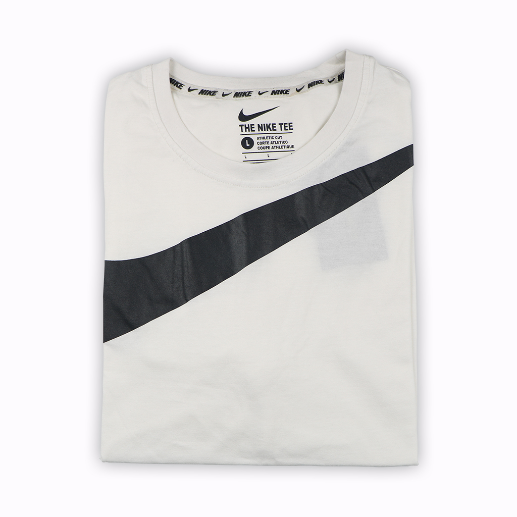 Exclusive Premium Quality Round T-shirt For Men - White