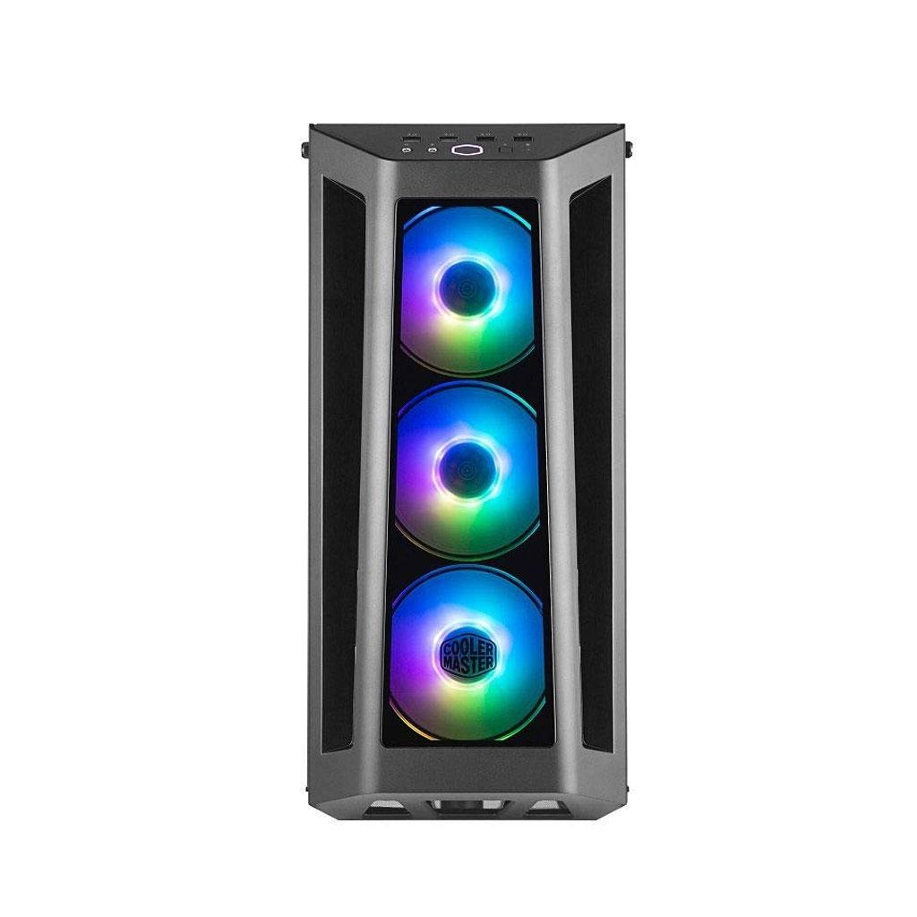 Cooler Master Mcb-b530p-khnn-s01 Mb530p Tg Argb Gaming Case