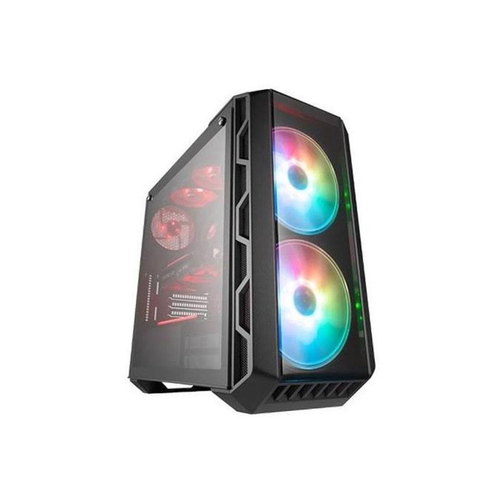 Cooler Master Mcm-h500-ignn-s01 H500 Argb Tg Gaming Case