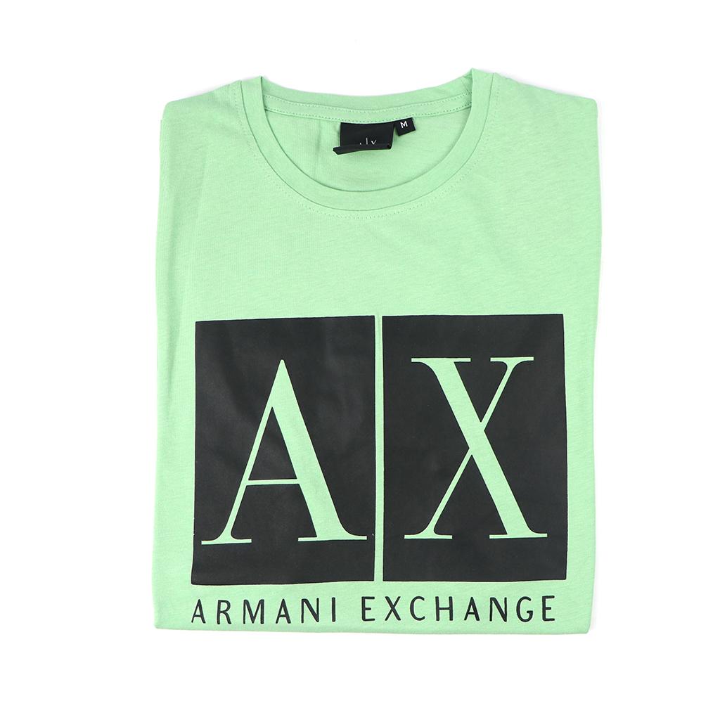 Men's Premium Quality Exclusive Fashionable Short Sleeve T-shirt (green)