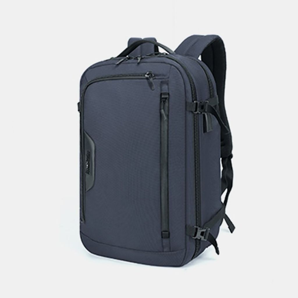 Arctic Hunter B00187 21 Inch Professional Laptop Business And Travel Backpack With Usb Port (blue)