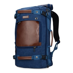 Witzman 21 Inch Blue Travel Backpack