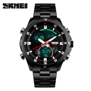 Skmei 1146bl Stainless Steel Water Resistant Watch
