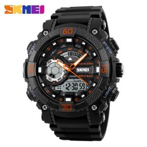 Skmei 1228or Men Analog Digital Wrist Watch