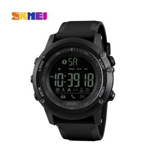 Skmei 1321bl Men Analog Digital Watch