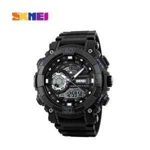 Skmei 1228bl Men Analog Digital Watch
