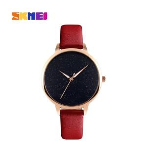 Skmei 9141rd Analog Wrist Watch For Women