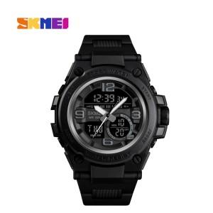 Skmei 1452bl Men Analog Digital Watch