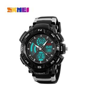 Skmei 1211bl Men Sports Digital Watch