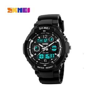 Skmei 0931bu Men Analog Digital Watch