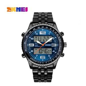 Skmei 1032bu Men Analog Digital Wrist Watch