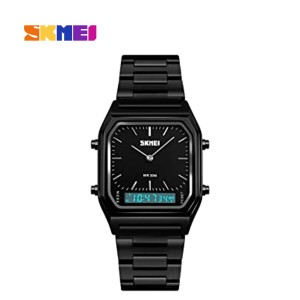 Skmei 1220bl Quartz Wrist Watch For Men