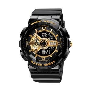 Skmei 1688gd Men Analog-digital Wrist Watch