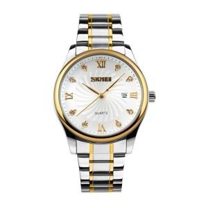 Skmei 9101wh Men Analog Wrist Watch