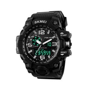 Skmei 1155bl Analog-digital Wrist Watch For Men