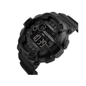 Skmei 1243bl Digital Sports Wrist Watch For Men