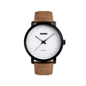 Skmei 1196cf Quartz Belt Wrist Watch For Men