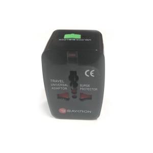 Baykron Universal Travel Adapter