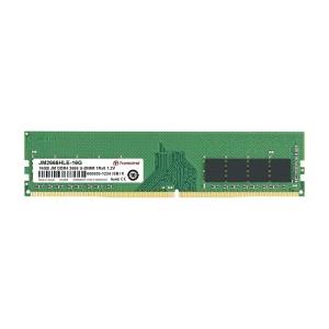 Transcend Jetram 16gb Ddr4 2666mhz U-dimm Desktop Ram