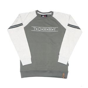 Men's Winter Crewneck Sweatshirts (gunsmoke)