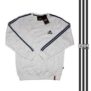 Men's Winter Crewneck Sweatshirts (light Ash)