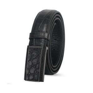 Genuine Leather Belt For Men - Sn-b09