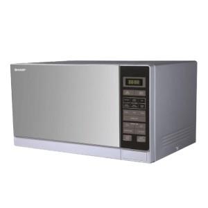Sharp R-32a0-sm-v Microwave Oven