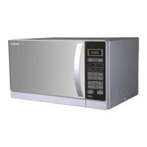 Sharp R-72a1-sm-v Grill Microwave Oven