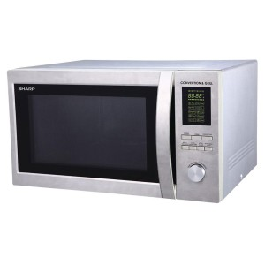 Sharp R-94a0-st-v Grill Convection Microwave Oven