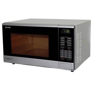 Sharp R-380v-s Inverter Microwave Oven