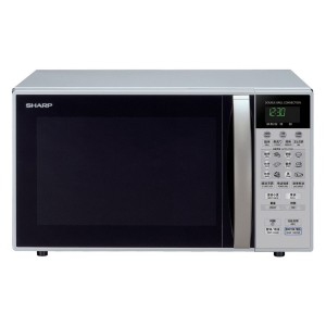 Sharp R-898c-s Double Grill Convection Microwave Oven