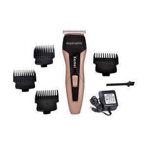 Kemei Km-5015 Washable Beard Hair Trimmer