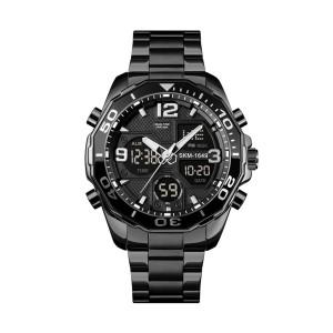 Skmei 1649bl Analog Digital Watch