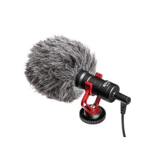 Boya By-mm1 Cardioid Condenser Microphone