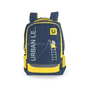 Urban Le 01-sb#00101 Sky School Bag - Yellow