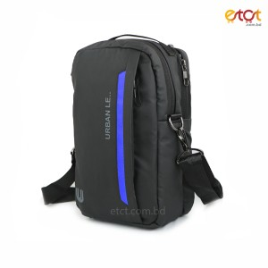 Urban Le 37-gb#00140 Motoplus Sling Bags - Black
