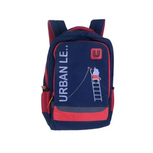 Urban Le 01-sb#00101 Sky School Bag - Red