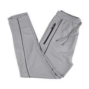 Nike Stylish And Fashionable Mesh Fabric Narrow Fit Trouser For Men (ash)