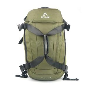 Skybow 8823 Canyon 2400 20l Premium Quality Stylish Professional Mounterian Sports Travel Backpack (olive)