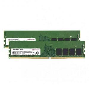 Transcend Jm3200hlb-16gk 16gb Jetram Ddr4 Desktop Ram