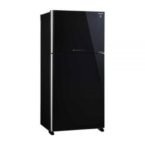 Sharp Sj-ex675p J-tech Inverter With Pci Refrigerator (black)