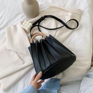 Bucket Handbag - Blue