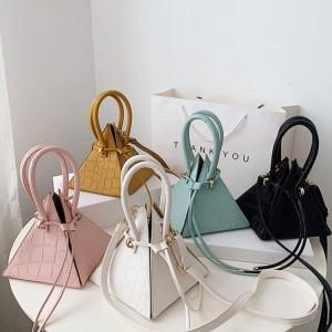 Pu Leather Bucket Bags