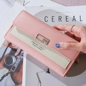 Ladies Wallet - Pink