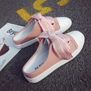 Half Sneakers For Women - Pink